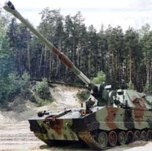 Польша заказывает первые 155-мм гаубицы Krab