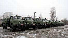 """""""Солдат """" КрАЗ - новый полноприводный автомобиль украинских Вооруженных Сил.Ещё.  6 января 2011, 19:58."""