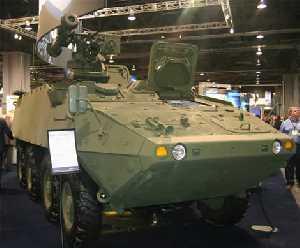 Ракеты Javelin могут запускаться с боевого модуля CROWS II