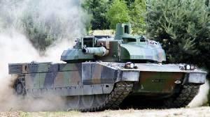 танк Leclerc