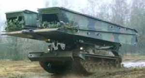 Турция закупает 36 мостоукладчиков LEGUAN, установленных на танковом шасси