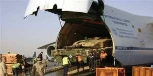 Новые канадские танки Leopard прибыли в Афганистан