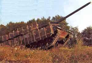 Основные боевые танки и тяжелые БМП