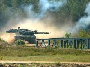 Индонезия отказывается от закупки голландских танков Leopard 2A6