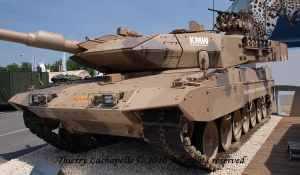 Дебют Leopard 2A7+