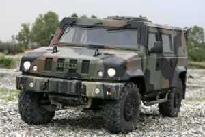 Россия собирается потратить $ 1 миллиард на 1700 иностранных легких бронированных машин