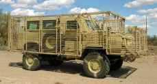 Фирма BAE Systems поставит решетчатые комплекты брони для 545 машин армии США