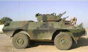 Textron заключает контракт на 73 дополнительных бронированных автомобилей M1117 и M1200