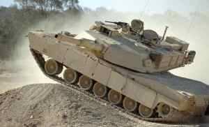 Иракские танки M1A1-SA