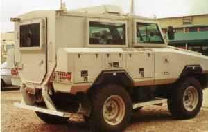 Появление нового класса бронированных машин для противодействия минной угрозе