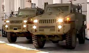 Азербайджанское Министерство оборонной промышленности расширяет совместное производство бронетехники с ЮАР