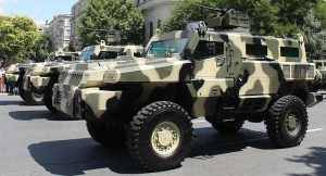 МОП Азербайджана в этом году выполнит заказ Вооруженных Сил на MRAP