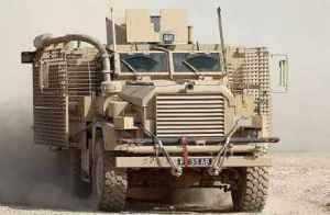 Великобритания подала заявку на закупку 102 бронированных машин Mastiff