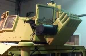 Metal Storm завершила создание нелетального боевого модуля MPM-NLWS