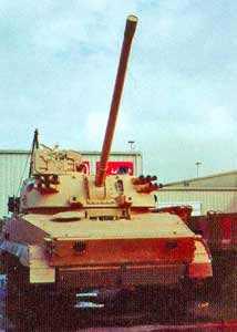 Мотовилихинское производственное объединение предлагает 120-мм минометное боевое снаряжение для самоходной гаубицы 2C1