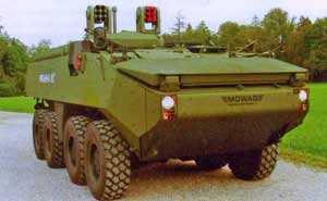 Cистема активной защиты фирмы Saab Avitronics