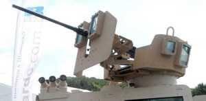 Финляндия заказала боевые модули для бронированных машин RG32M