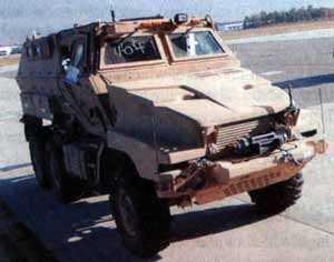 На рынке MRAP проходят выгодные сделки несмотря на сокращение производства