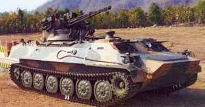 Укрспецэкспорт предлагает усиление вооружения для МТ-ЛБМШ