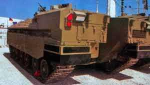Бронированная БМП Namer на вооружении IDF