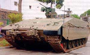 Namer based on Merkava Mk1