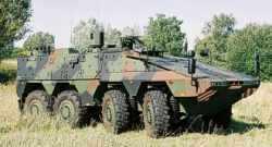 Rheinmetall получает крупный заказ на поставку радиобиохимического оборудования