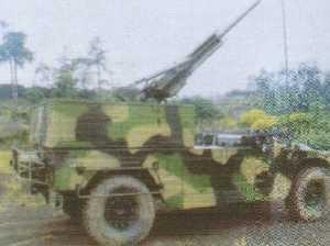NORINCO (КНР) разрабатывает скорострельную 81-мм самоходную минометную установку