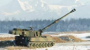 Обновленная версия САУ М109 была предложена RUAG Defence