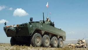 Хорватия продает часть своих бронетранспортеров AMV