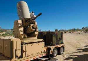 Raytheon предлагает НАТО боевой модуль Phalanx