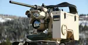 Боевые модули с дистанционным управлением
