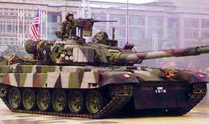 PT-91 M Malaya