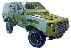 DGA закупило первые машины PVP