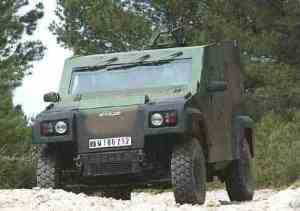Panhard предлагает многоцелевые легкие бронированные машины