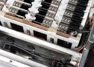 Фирма QinetiQ совершенствует технологию изготовления аккумуляторов для гибридных и электрических транспортных средств