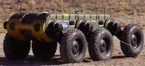В США начата разработка промышленного образца робота MULE
