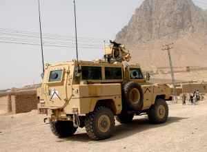 GD получает контракт на $ 21 M на обновление RG-31 MRAP