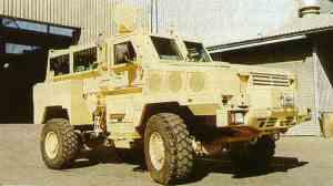 Бронетранспортер RG-31 с противоминной защитой становится все более популярным