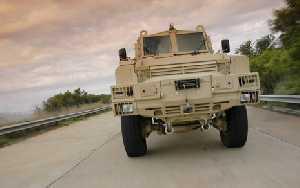 General Dynamics подписывает контракт стоимостью $ 317 млн. повышение живучести RG-31 MRAP