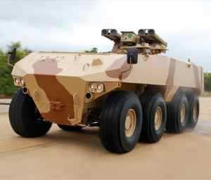 BAE Systems OMC предлагает новый бронетранспортер RG-41