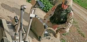 Рынок военных роботов в 2016 году превысит $ 8 млрд