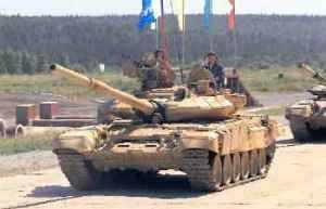 Российская оборонная промышленность на международной выставке вооружений DЕFEXPO INDIA-2008