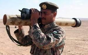Иордания заказывает противотанковые гранатометы РПГ-32 Хашим