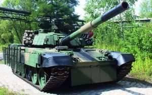 На MSPO-2011 Bumar представил модернизированный танк РТ-72U