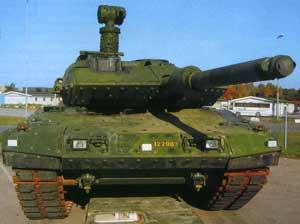 Strv 122 с PLSS RWS