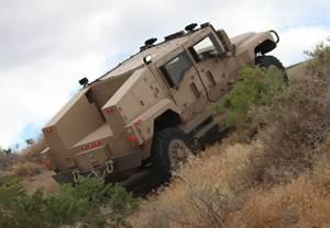 Navistar Defense подает предложения на JLTV