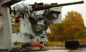 Дистанционно-управляемый боевой модуль Protector