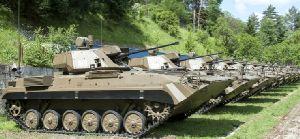 Словакия получает обновленные БМП-2