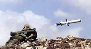 Противотанковая  управляемая ракетная система дальнего радиуса действия Spike-LR