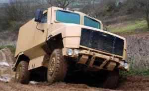 SPV400 объявлен претендентом в программе легкой бронированной дозорной машины МО Великобритании